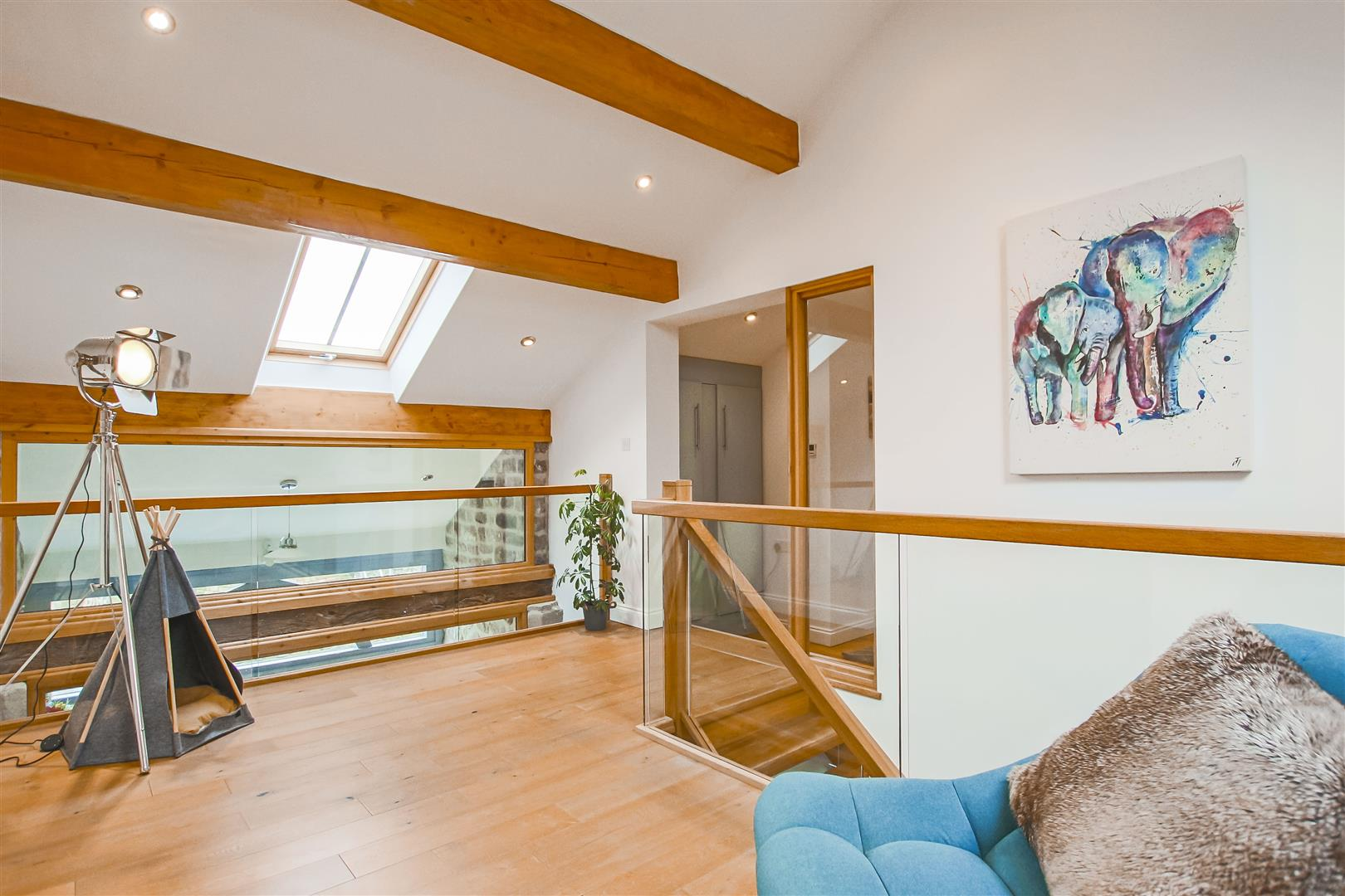 4 Bedroom Barn Conversion For Sale - Gallery Landing